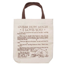 Load image into Gallery viewer, Guess How Much I Love You Kids Tote