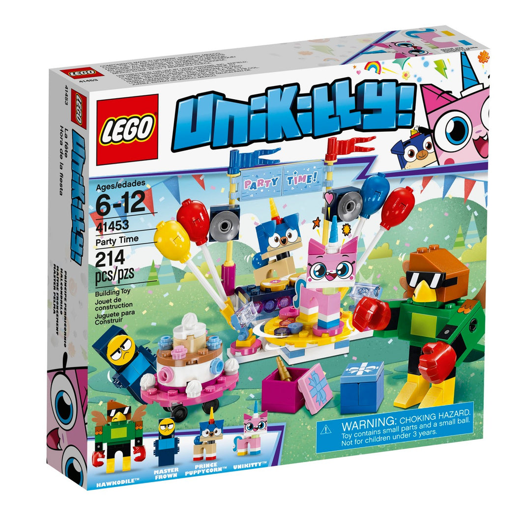 LEGO® Unikitty! 41453 Party Time (214 pieces)