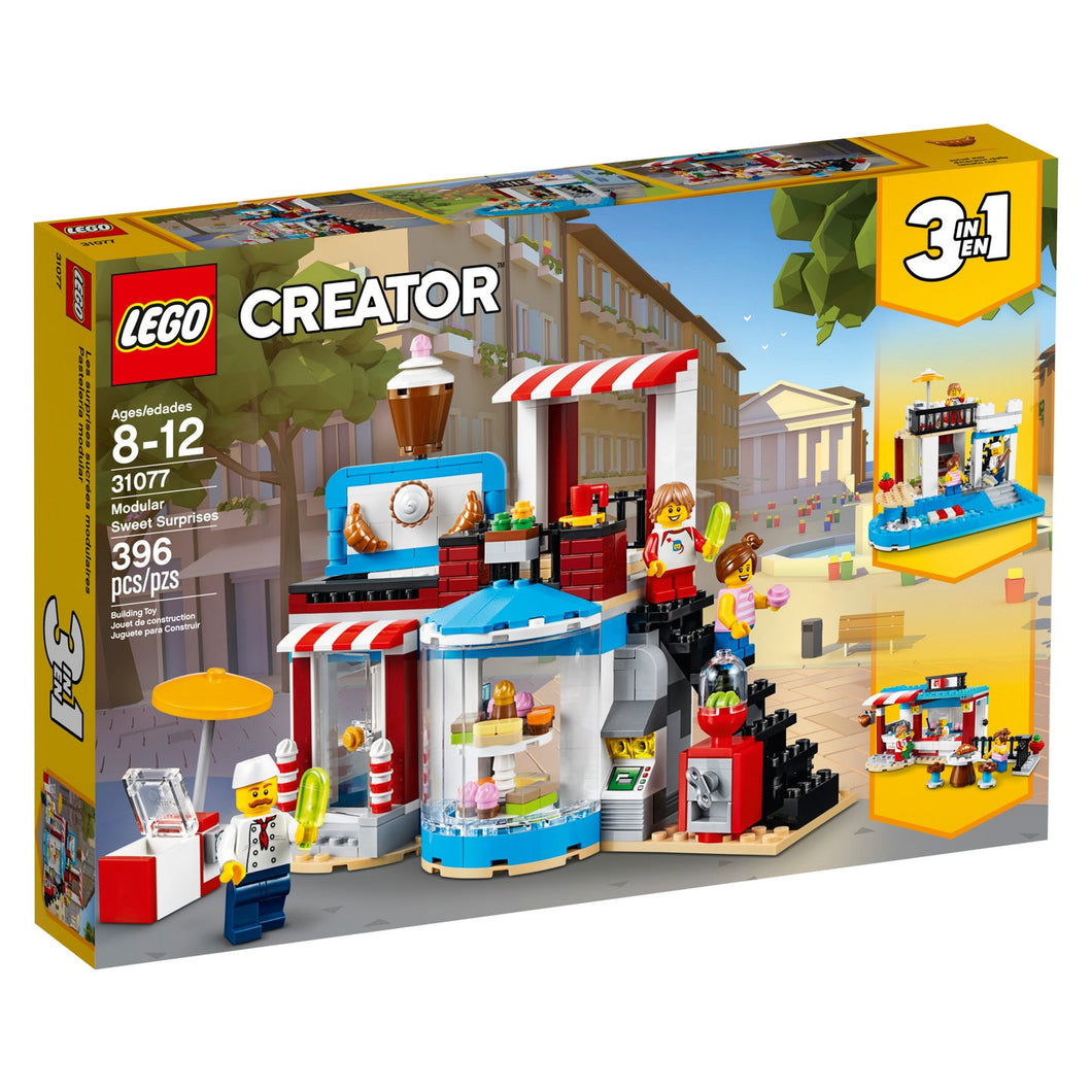 LEGO® Creator 31077 Modular Sweet Surprises (396 pieces)