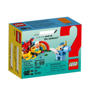 LEGO® 10401 Build Better Thinking Rainbow Fun (85 pieces)