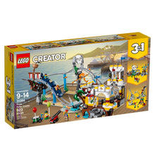 Load image into Gallery viewer, LEGO® Creator 31084 Pirate Roller Coaster (923 pieces)