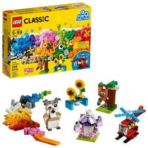 LEGO® 10712 Bricks and Gears (244 pieces)