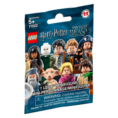 LEGO® Collectible Minifigures 70122 Harry Potter Fantastic Beasts (One Bag)