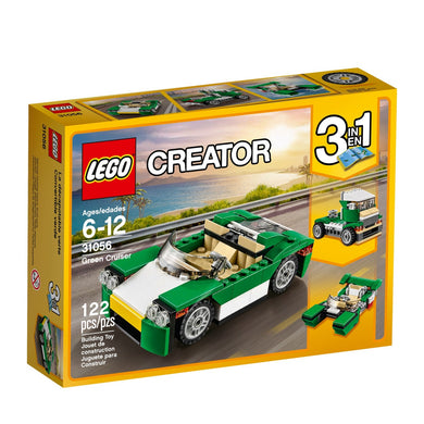 LEGO® Creator 31056 Green Cruiser (122 pieces)