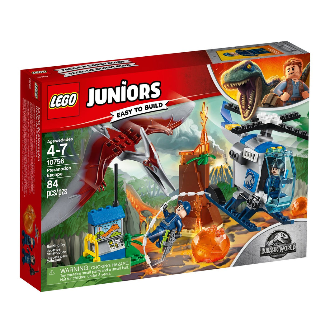 LEGO® Jurassic World 10756 Pteranodon Escape (84 pieces)