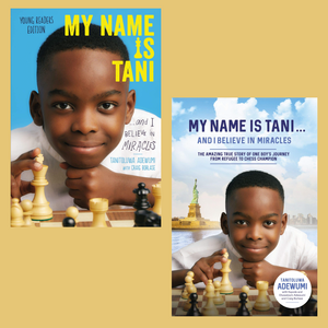 My Name is Tani . . . Bundle