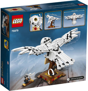 LEGO® Harry Potter 75979 Hedwig (630 Pieces)