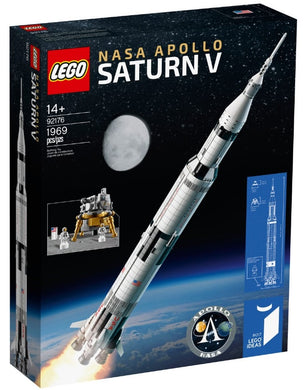 LEGO® Ideas 92176 NASA Apollo Saturn V (1969 pieces)