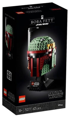 LEGO® Star Wars™ 75277 Boba Fett Helmet (625 pieces)