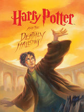 Load image into Gallery viewer, Harry Potter and the Deathly Hallows Puzzle (1000 pieces)