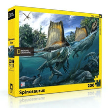 Load image into Gallery viewer, Spinosaurus Puzzle (200 pieces)