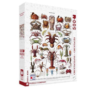 Load image into Gallery viewer, Crustaceans Jigsaw Puzzle (500 pieces)