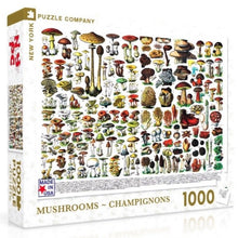 Load image into Gallery viewer, Mushrooms / Champignons (1000 pieces)