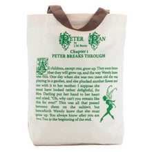 Load image into Gallery viewer, Peter Pan Kids Tote