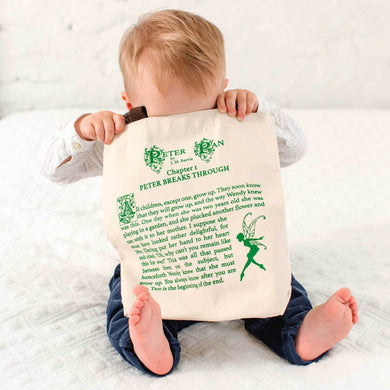 Peter Pan Kids Tote