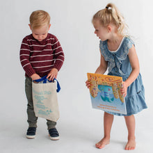 Load image into Gallery viewer, The Pout-Pout Fish Kids Tote