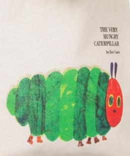 The Very Hungry Caterpillar Kid's Tote Bag