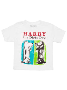 Harry the Dirty Dog Kids T-Shirt