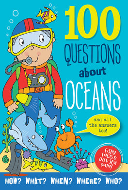 100 Questions About Oceans