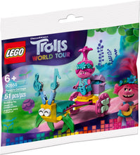Load image into Gallery viewer, LEGO® Trolls 30555 Poppy's Carriage (51 pieces)