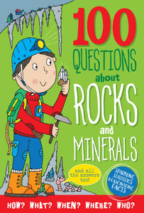 100 Questions About Rocks & Minerals