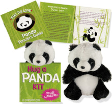 Load image into Gallery viewer, Hug a Panda Kit (Book + Plush)