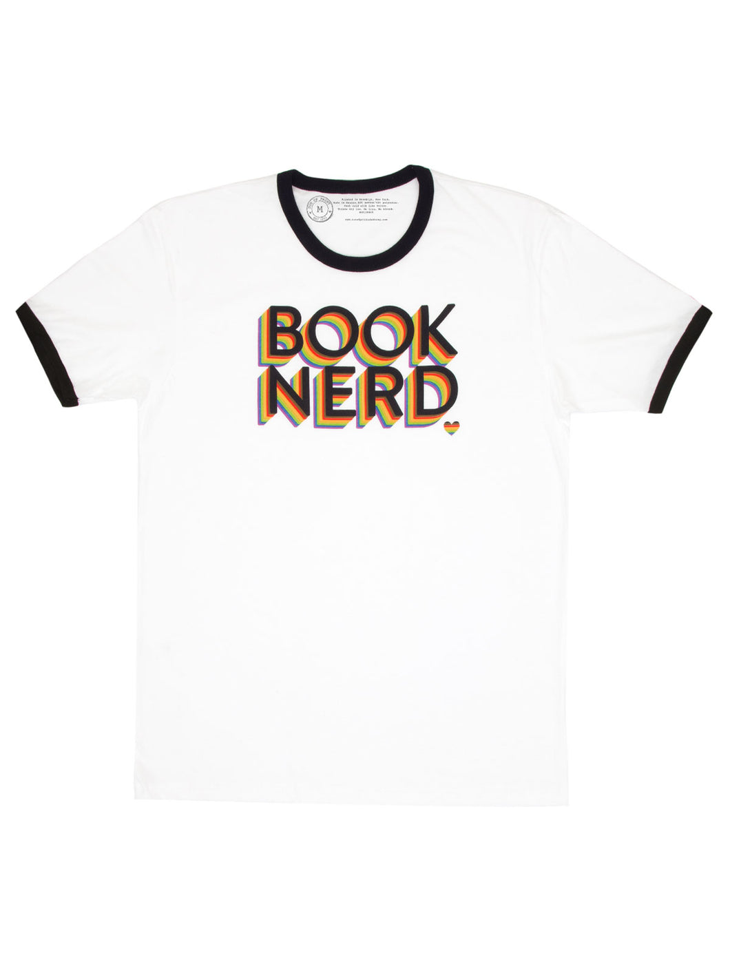 Book Need Pride Unisex T-Shirt