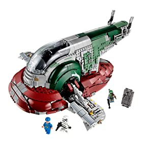 LEGO® Star Wars™ 75060 UCS Slave 1 (1996 pieces)