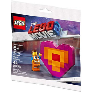 LEGO® Movie 2 30340 Emmet's Peace Offering (44 pieces)