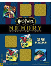 Load image into Gallery viewer, Harry Potter Memory Game