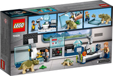 Load image into Gallery viewer, LEGO® Jurassic World 75939 Dr. Wu's Lab: Baby Dinosaurs Breakout (164 pieces)
