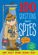 Load image into Gallery viewer, 100 Questions About Spies