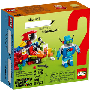 LEGO® 10402 Build Better Thinking Fun Future (186 pieces)