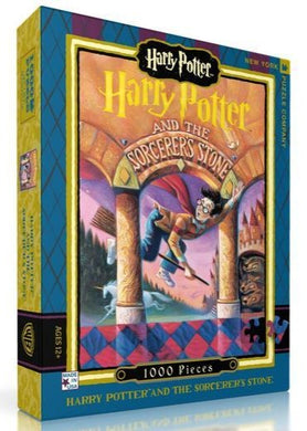 Harry Potter and the Sorcerer's Stone Puzzle (1000 pieces)