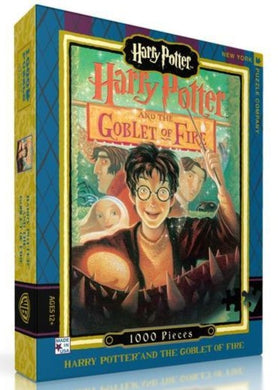 Harry Potter and the Goblet of Fire Puzzle (1000 pieces)