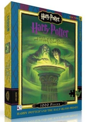 Harry Potter and the Half-Blood Prince Puzzle (1000 pieces)