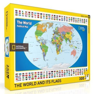 The World Kid's Puzzle (300 pieces)