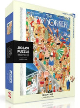 Load image into Gallery viewer, Beachgoing Puzzle (1000 pieces)