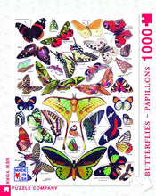 Load image into Gallery viewer, Butterflies Jigsaw Puzzle (1000 pieces)