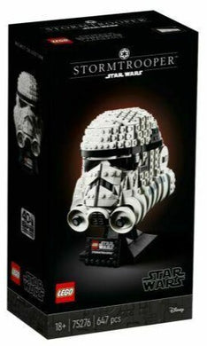 LEGO® Star Wars™ 75276 Stormtrooper Helmet (647 pieces)