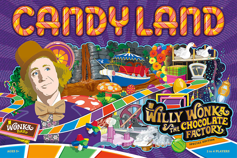 CANDY LAND®: Willy Wonka & The Chocolate Factory™