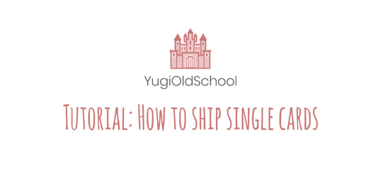 Tutorial: How to Ship Cards Properly!