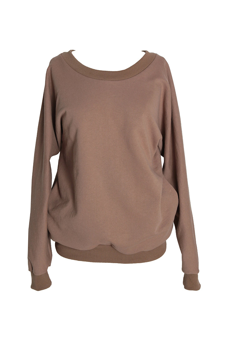 sweater unisex bronze