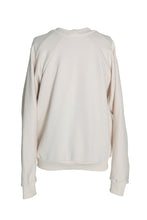 sweater unisex off-white