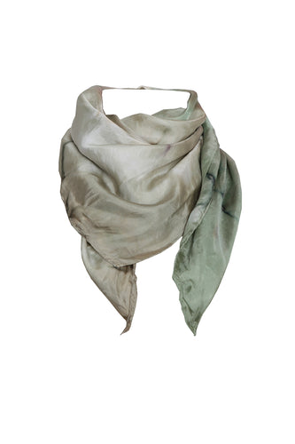silkscarf green