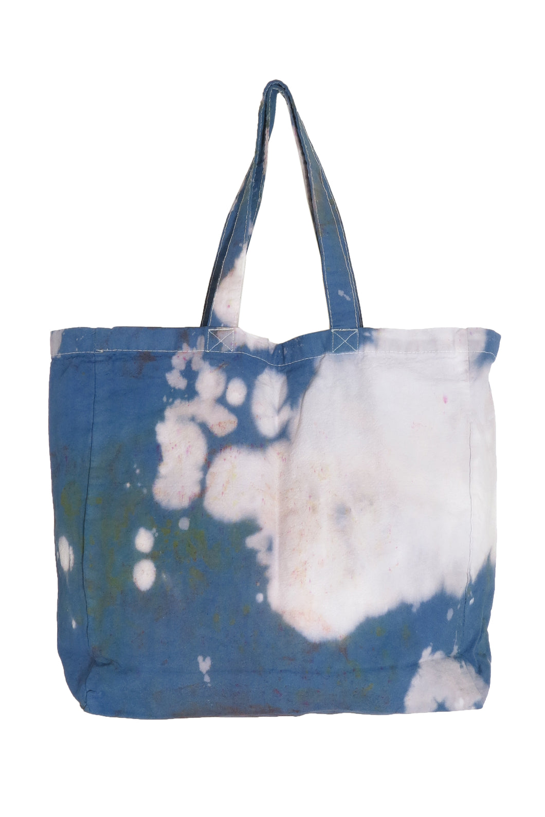 A&C SHOPPER BLUE&WHITE No.1
