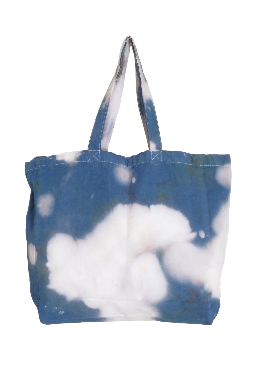 A&C SHOPPER BLUE&WHITE No.3