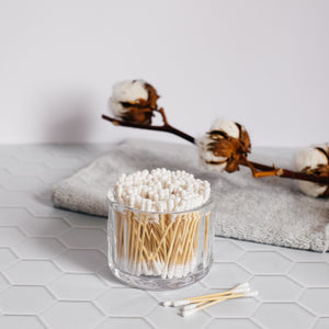 200pcs/Box bamboo cotton swab