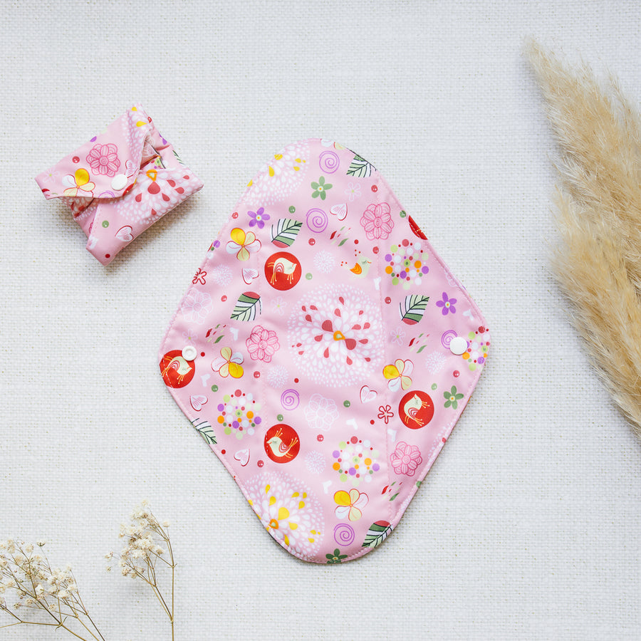 Sanitary pad - 12 designs