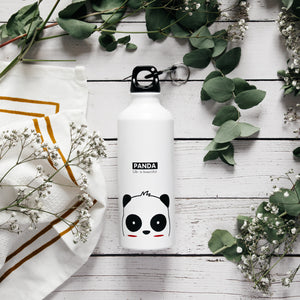 Panda stainless bottle